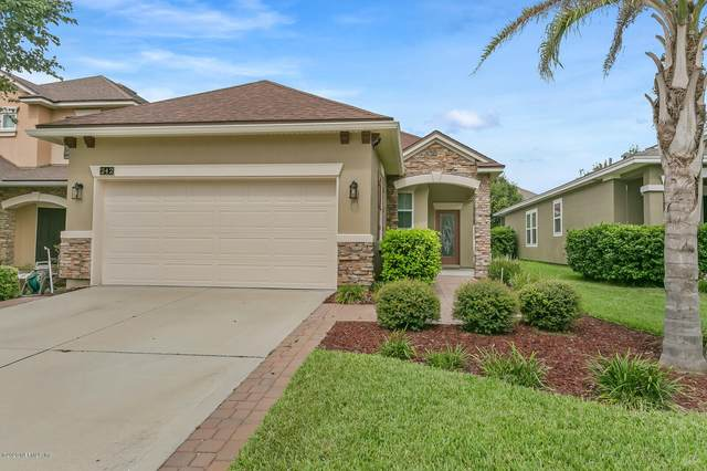 242 Taylor Ridge Ave, Ponte Vedra, FL 32081 (MLS #1070011) :: EXIT Real Estate Gallery