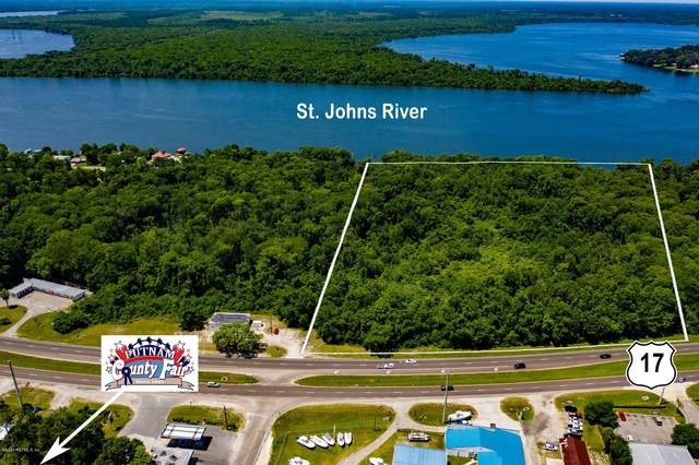 0 Us Highway 17, East Palatka, FL 32131 (MLS #1070083) :: The Every Corner Team