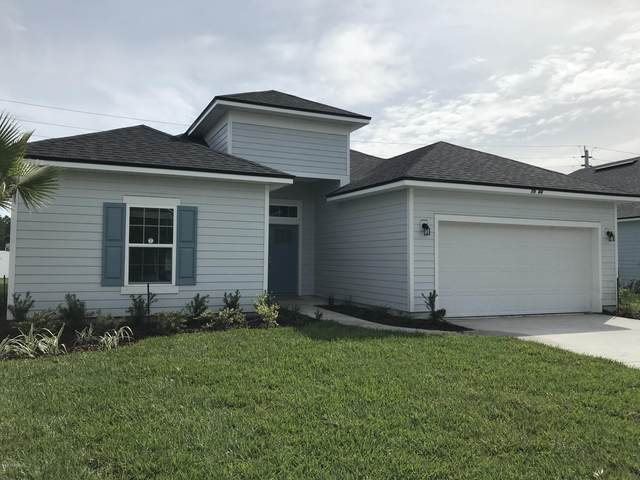 408 Grand Landings Pkwy, Palm Coast, FL 32164 (MLS #1070799) :: The Hanley Home Team