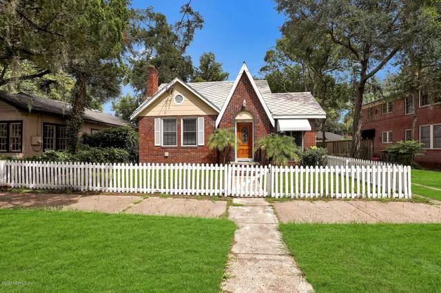 1621 Belmonte Ave, Jacksonville, FL 32207 (MLS #1070865) :: Memory Hopkins Real Estate