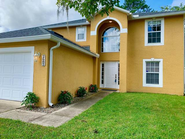 2682 Lantana Lakes Dr W, Jacksonville, FL 32246 (MLS #1071090) :: The Perfect Place Team