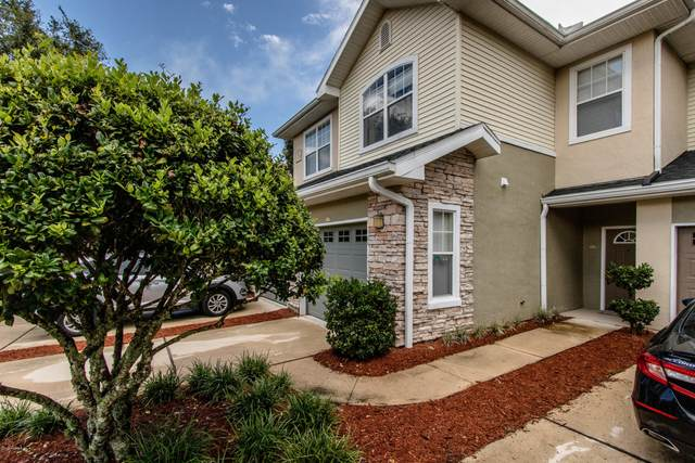 3750 Silver Bluff Blvd #1202, Orange Park, FL 32065 (MLS #1071144) :: Homes By Sam & Tanya