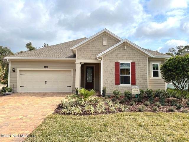 241 Dosel Ln, St Augustine, FL 32095 (MLS #1071192) :: EXIT Real Estate Gallery
