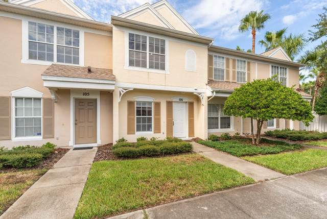 8230 Dames Point Crossing Blvd #106, Jacksonville, FL 32277 (MLS #1071533) :: Keller Williams Realty Atlantic Partners St. Augustine