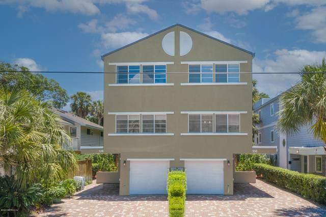 330 2ND St, Atlantic Beach, FL 32233 (MLS #1071753) :: The Newcomer Group