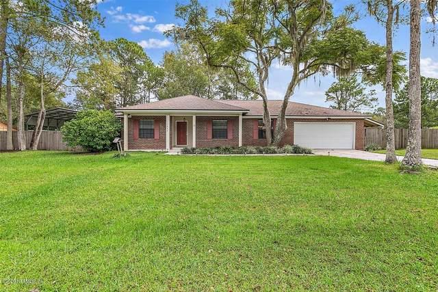 1826 Mandarin Estates Dr, Jacksonville, FL 32223 (MLS #1071764) :: Oceanic Properties