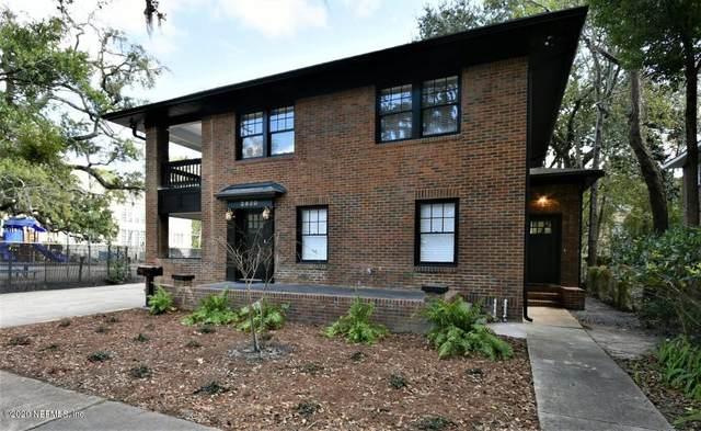 2830 Park St, Jacksonville, FL 32205 (MLS #1071860) :: Oceanic Properties