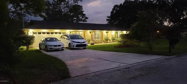 2772 Connie Cir, Orange Park, FL 32073 (MLS #1072058) :: Oceanic Properties