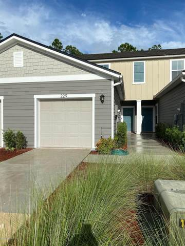 229 Whitland Way, St Augustine, FL 32086 (MLS #1072233) :: Homes By Sam & Tanya
