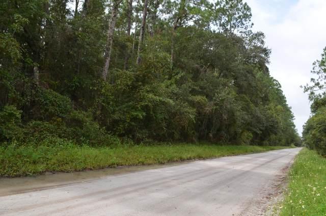0 S Palmetto Rd, Bunnell, FL 32110 (MLS #1072748) :: Memory Hopkins Real Estate