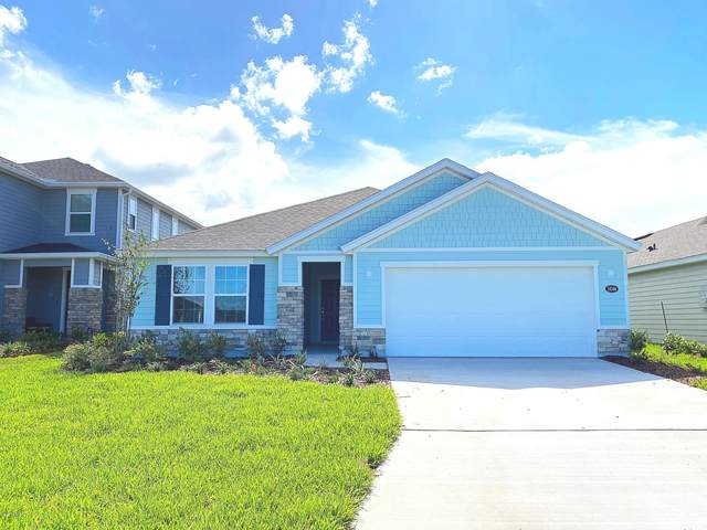 14344 Bartram Creek Blvd, Jacksonville, FL 32259 (MLS #1072766) :: Bridge City Real Estate Co.