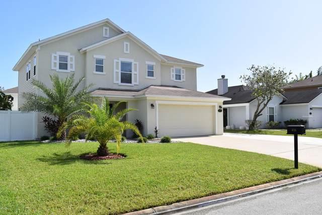 416 Monet Ave, Ponte Vedra, FL 32081 (MLS #1073816) :: Oceanic Properties