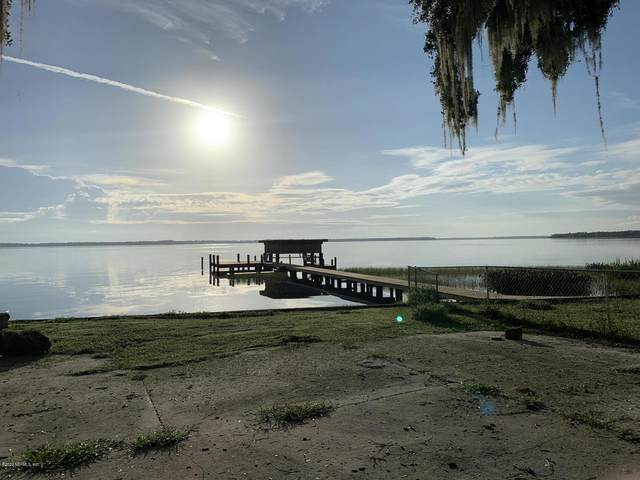 25 S Lake St, Crescent City, FL 32112 (MLS #1073839) :: The Newcomer Group