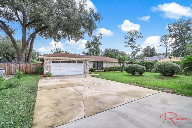 2261 Gabriel Dr, Orange Park, FL 32073 (MLS #1073853) :: Menton & Ballou Group Engel & Völkers