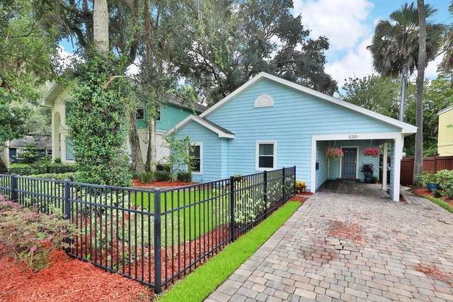 630 Sherry Dr, Atlantic Beach, FL 32233 (MLS #1073962) :: The Every Corner Team