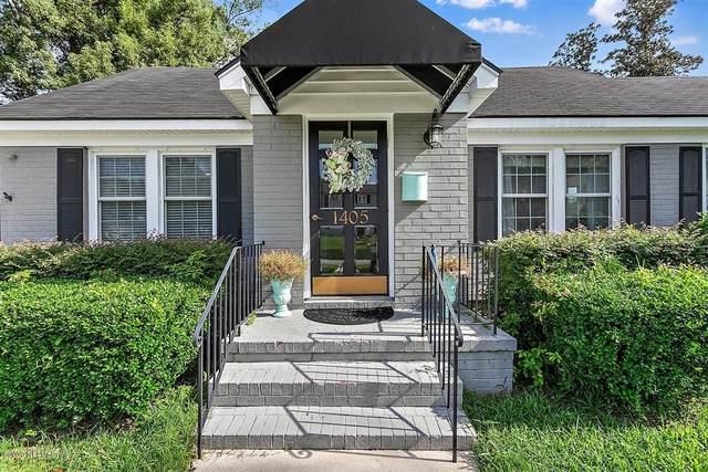 1405 Pinetree Rd, Jacksonville, FL 32207 (MLS #1074010) :: Menton & Ballou Group Engel & Völkers
