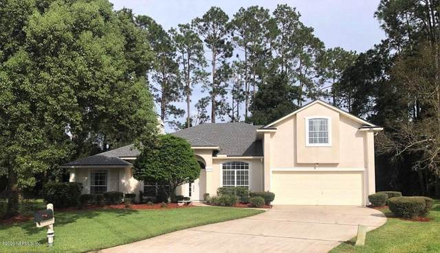 2100 Park Forest Ct, Orange Park, FL 32003 (MLS #1074030) :: Noah Bailey Group