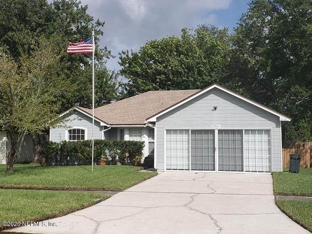 2516 Ambrosia Dr, Middleburg, FL 32068 (MLS #1074117) :: EXIT Real Estate Gallery