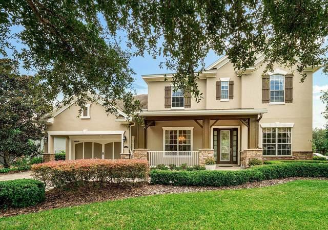 1257 Matengo Cir, St Johns, FL 32259 (MLS #1074123) :: Homes By Sam & Tanya