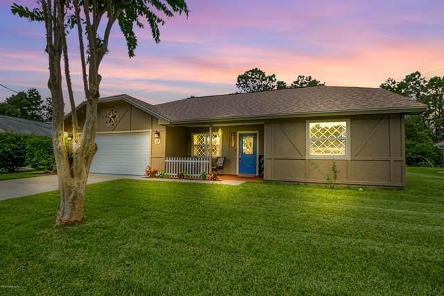 14 Wood Cedar Dr, Palm Coast, FL 32164 (MLS #1074375) :: The Perfect Place Team