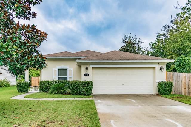 448 Monet Ave, Ponte Vedra, FL 32081 (MLS #1074404) :: 97Park