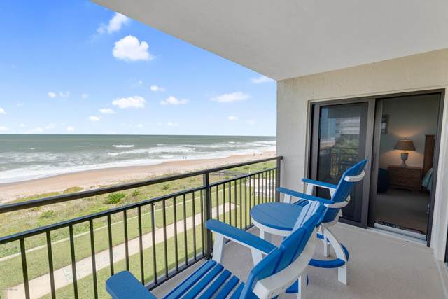 1275 Ocean Shore Blvd #308, Ormond Beach, FL 32176 (MLS #1074484) :: The DJ & Lindsey Team