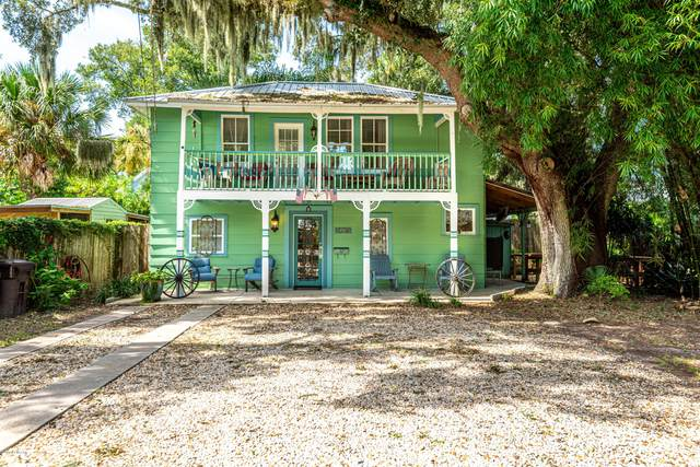 36 Martin Luther King Ave, St Augustine, FL 32084 (MLS #1074584) :: Oceanic Properties