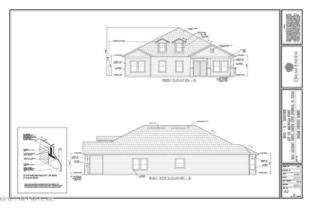 3614 Oglebay Dr, GREEN COVE SPRINGS, FL 32043 (MLS #1074938) :: The Coastal Home Group