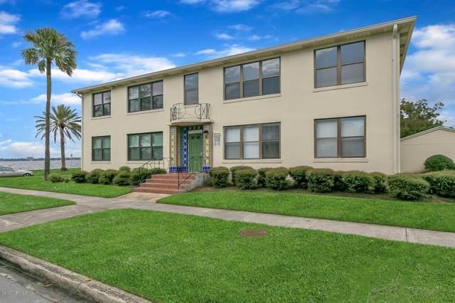 915 Landon Ave #4, Jacksonville, FL 32207 (MLS #1075056) :: Military Realty