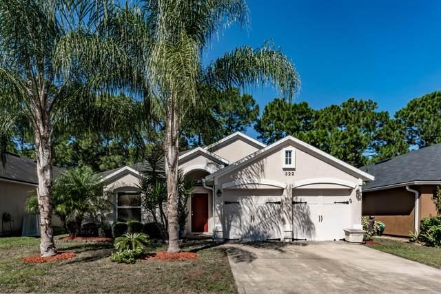 322 Brookchase Ln, Jacksonville, FL 32225 (MLS #1075193) :: 97Park