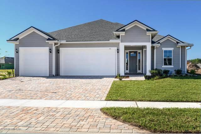 102 Thornton Ct, St Augustine, FL 32092 (MLS #1075226) :: Military Realty