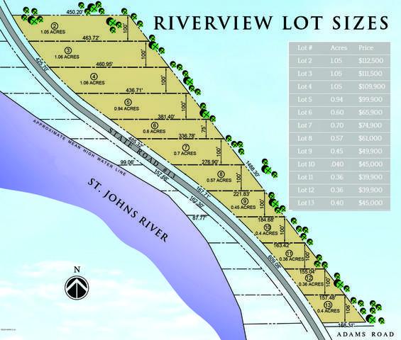 350 Cr 13 S #6, St Augustine, FL 32092 (MLS #1075354) :: Ponte Vedra Club Realty