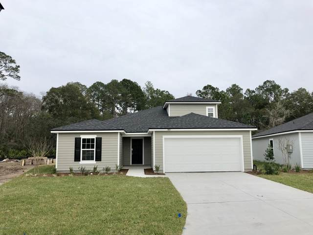 444 Meadow Ridge Dr, St Augustine, FL 32092 (MLS #1075499) :: The Perfect Place Team