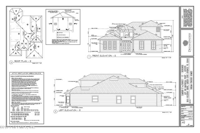 3610 Oglebay Dr, GREEN COVE SPRINGS, FL 32043 (MLS #1075712) :: The Coastal Home Group