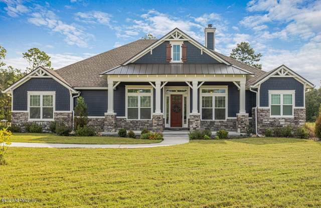 340 Honey Branch Ln, St Augustine, FL 32092 (MLS #1075935) :: Engel & Völkers Jacksonville