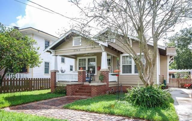 2948 Selma St, Jacksonville, FL 32205 (MLS #1075988) :: The Hanley Home Team