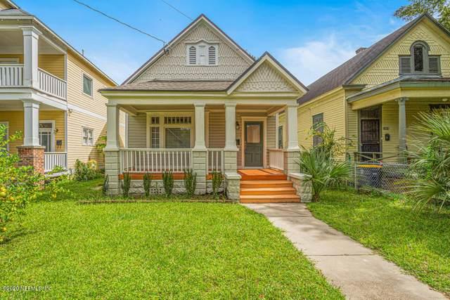1835 N Market St, Jacksonville, FL 32206 (MLS #1076369) :: Homes By Sam & Tanya