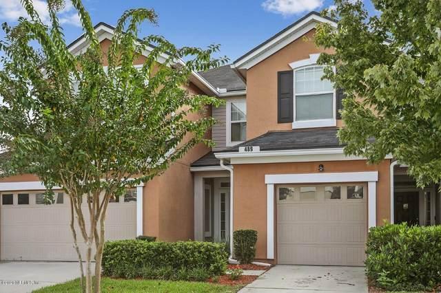 489 Ryker Way, Orange Park, FL 32065 (MLS #1076477) :: Memory Hopkins Real Estate