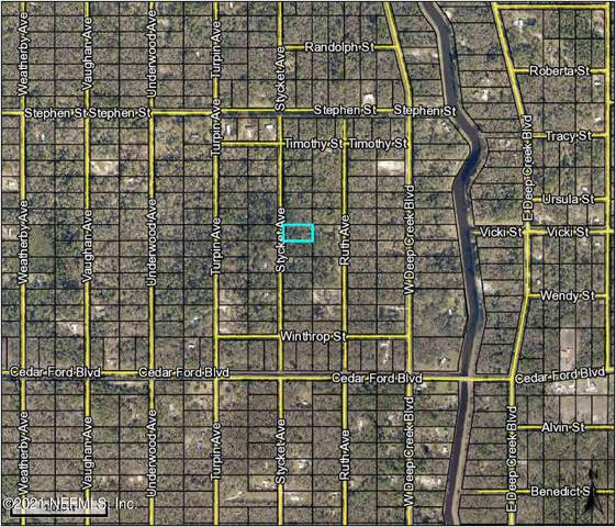 955 Helen St, St Augustine, FL 32084 (MLS #1076520) :: Ponte Vedra Club Realty