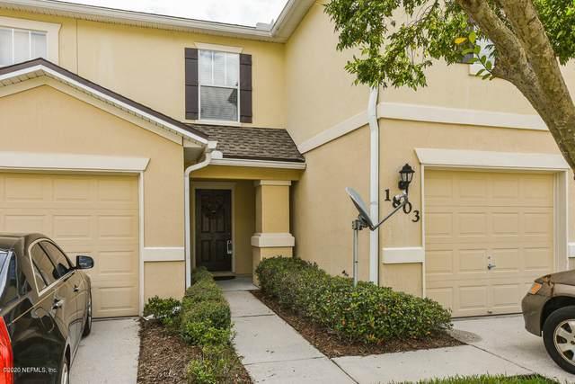 6700 Bowden Rd #1803, Jacksonville, FL 32216 (MLS #1076856) :: 97Park