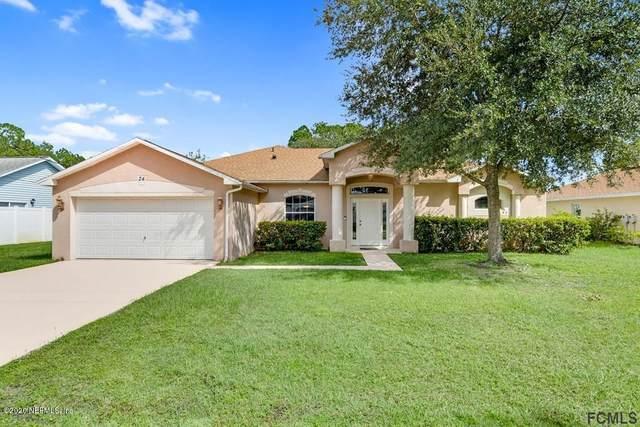 24 Empire Ln, Palm Coast, FL 32164 (MLS #1076977) :: Oceanic Properties