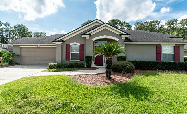 1855 Copper Stone Dr F, Fleming Island, FL 32003 (MLS #1077410) :: The DJ & Lindsey Team