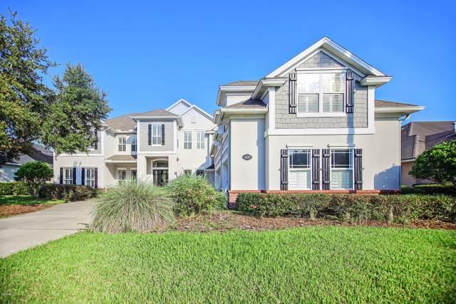 824 Baytree Ln, Ponte Vedra Beach, FL 32082 (MLS #1077447) :: EXIT Real Estate Gallery