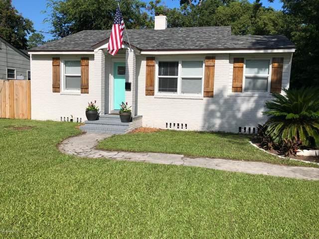 1238 Plymouth Pl, Jacksonville, FL 32205 (MLS #1078289) :: Oceanic Properties