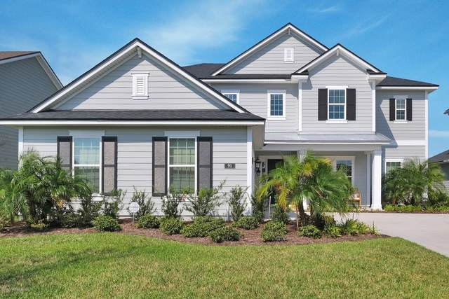 91 Fortress Ave, Ponte Vedra, FL 32081 (MLS #1078349) :: The DJ & Lindsey Team