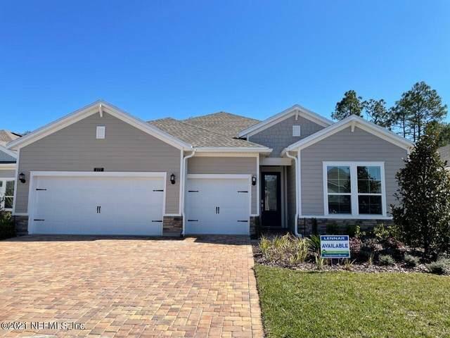 277 Dosel Ln, St Augustine, FL 32095 (MLS #1078387) :: Olde Florida Realty Group