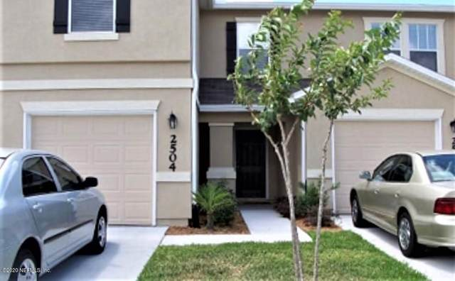 1500 Calming Water Dr #2504, Fleming Island, FL 32003 (MLS #1078731) :: Berkshire Hathaway HomeServices Chaplin Williams Realty