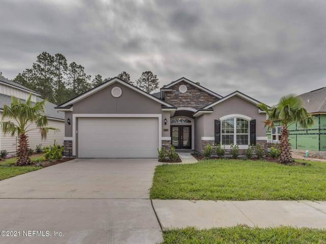 580 Willow Lake Dr, St Augustine, FL 32092 (MLS #1079493) :: CrossView Realty