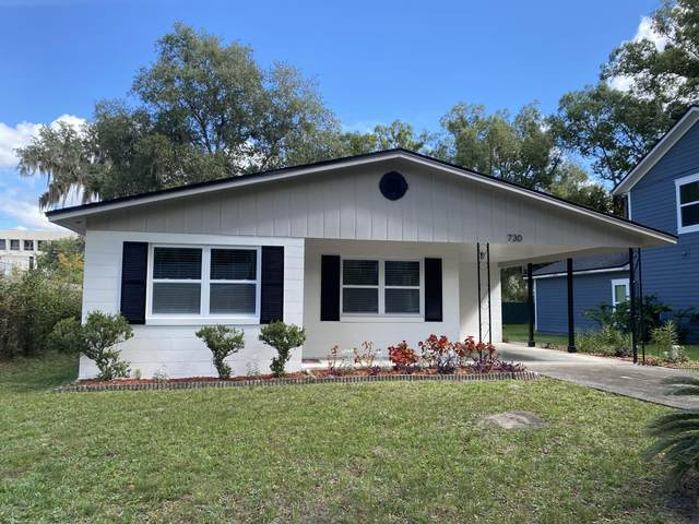 730 Pine Ave N, GREEN COVE SPRINGS, FL 32043 (MLS #1080126) :: The Impact Group with Momentum Realty