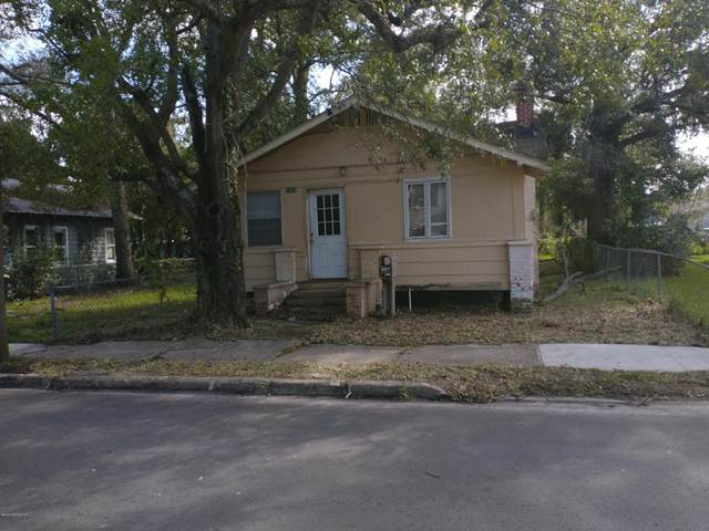 1488 W 5TH St, Jacksonville, FL 32209 (MLS #1080462) :: The Impact Group with Momentum Realty